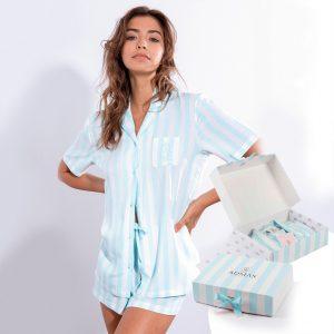 Pijama Mujer Abierto ADMAS  Ref. 54194
