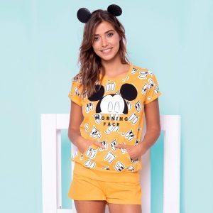 Pijama Mujer Sin Mangas DISNEY  Mod. 54332