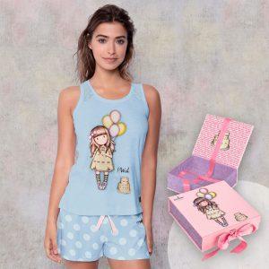Pijama Mujer Sin Mangas SANTORO GORJUSS  Mod. 54464