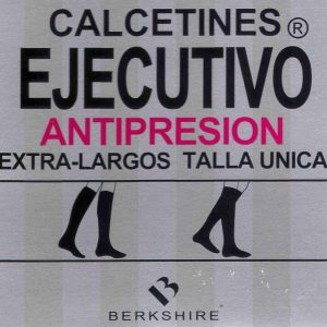 Pack 2 Calcetines Ejecutivo Anti-press BERKSHIRE