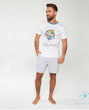 Pijama de verano de hombre