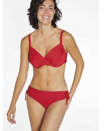 Bikini-aros-reductor-copa-d-color-rojo-braga-alta